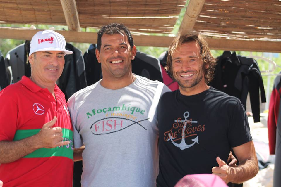 WCST's Coach with Garret McNamara and João De Macedo Wave Crusher Training System
